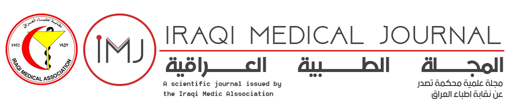IRAQI MEDICAL JOURNAL